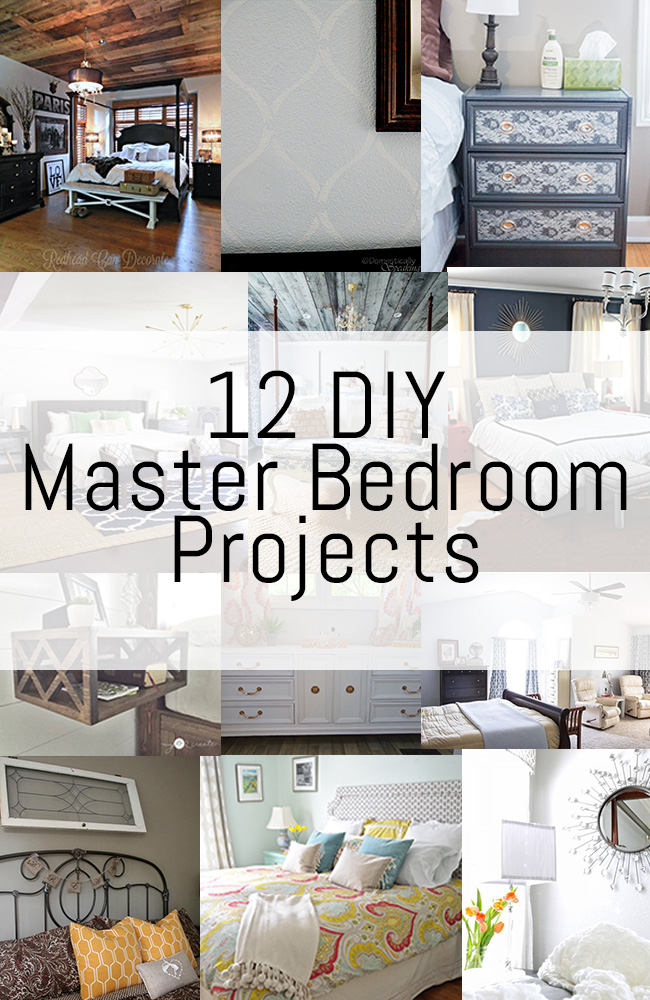 diy projects for bedroom 12 diy master bedroom projects erin spain 15186