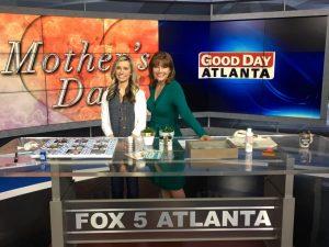 Erin Spain on Good Day Atlanta