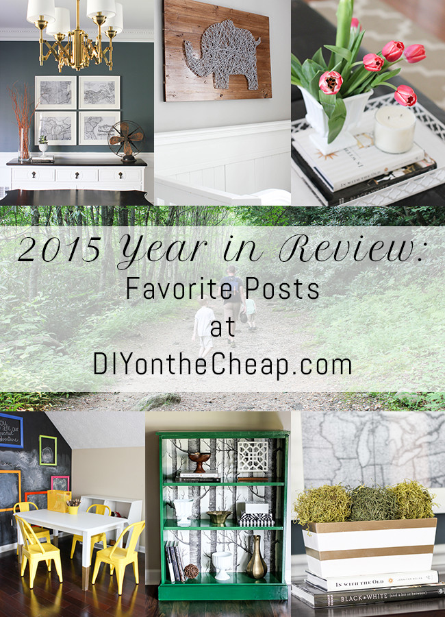 2015 Year In Review: Favorite Posts