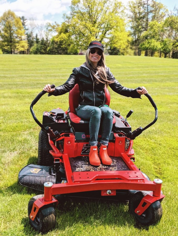 Troy-Bilt Flip the Yard Challenge: Weekend Backyard Mini Makeover