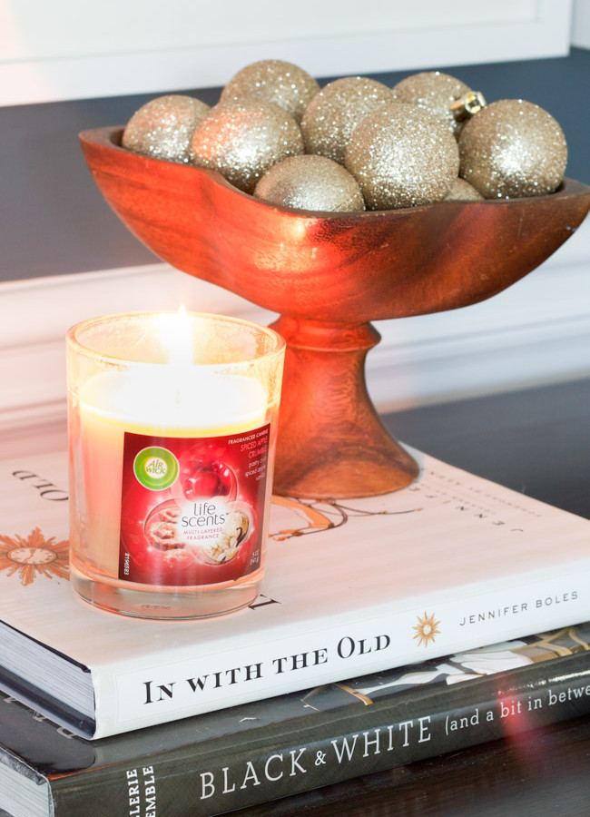 Holiday Decorating Tips & Air Wick Giveaway!