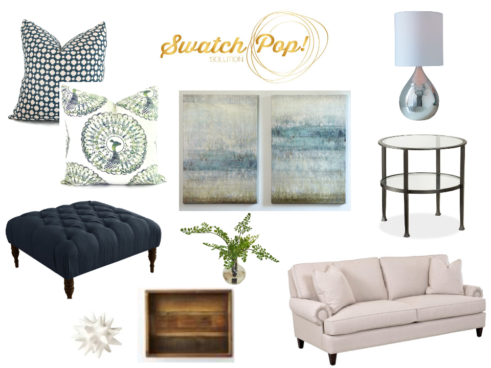 SwatchPop! Provides Online Interior Design Services At An Affordable Price.