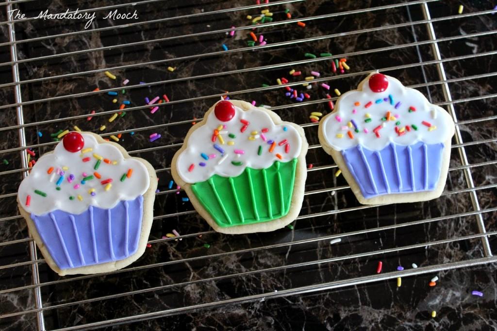 Cupcake Cookies 2