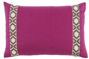 Lacefield Designs Hibiscus pillow collection
