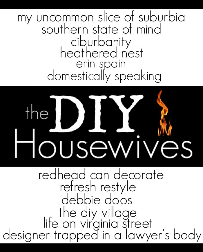 The DIY Housewives Series: Kitchen Edition