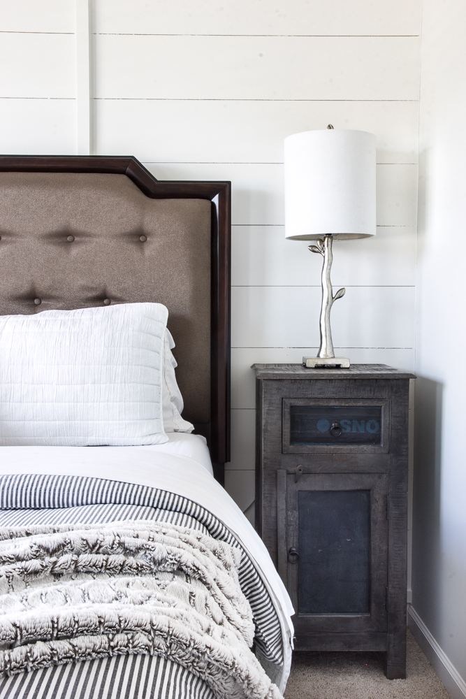 DIY Board and Batten Focal Wall, featured at #DIYLikeaBoss.