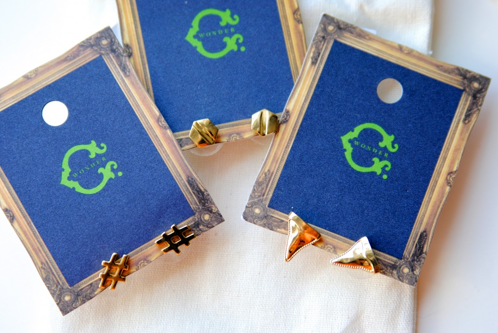 Signature Style Giveaway: Earring Trio
