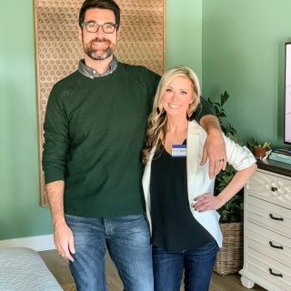 Erin Spain visited the HGTV Dream Home designed by Brian Patrick Flynn. Check out the details from her trip!