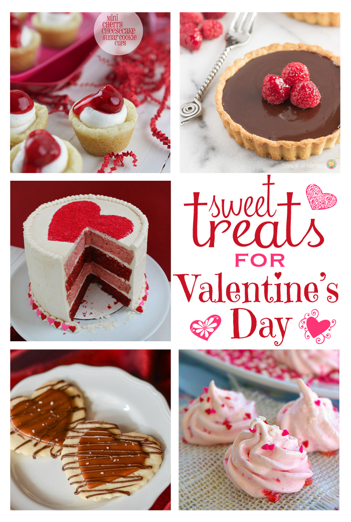 Sweet Treats for Valentine's Day + {M&MJ 91}