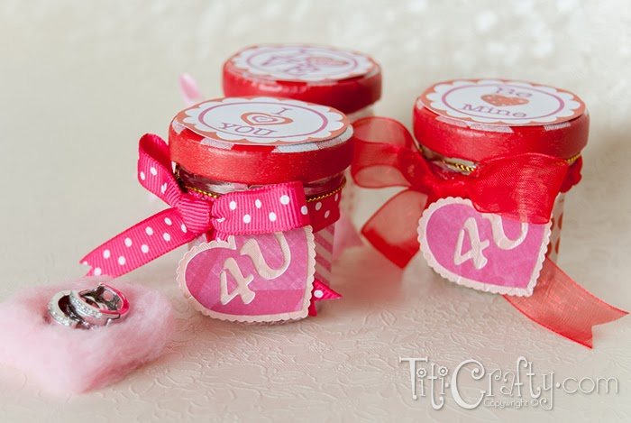 5 Creative Valentine's Day Projects and Moonlight & Mason Jars Link Party