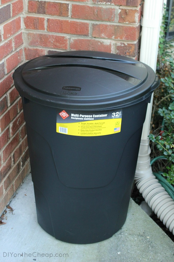 best outdoor trash cans recycle bins with lid wheels reviews
