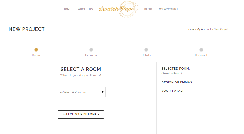 Bon SwatchPop! Provides Online Interior Design Services At An Affordable Price.