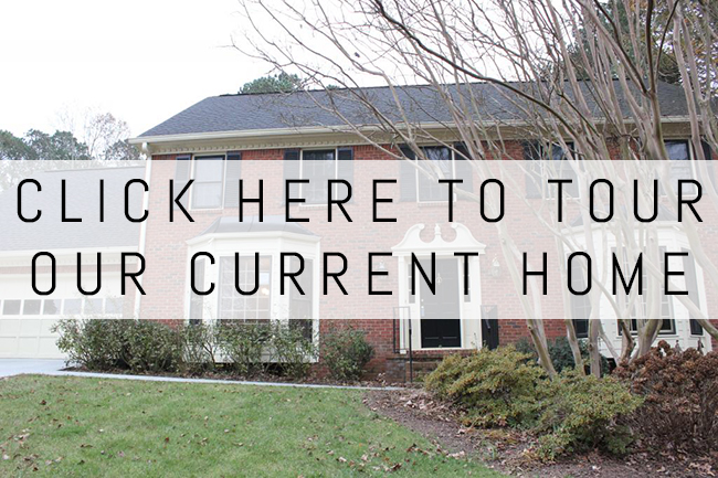 House tour: Our Current Home