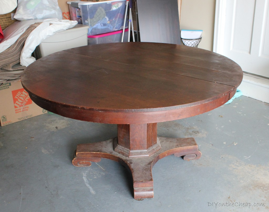 Antique Table found at City Antiques in Roswell, GA