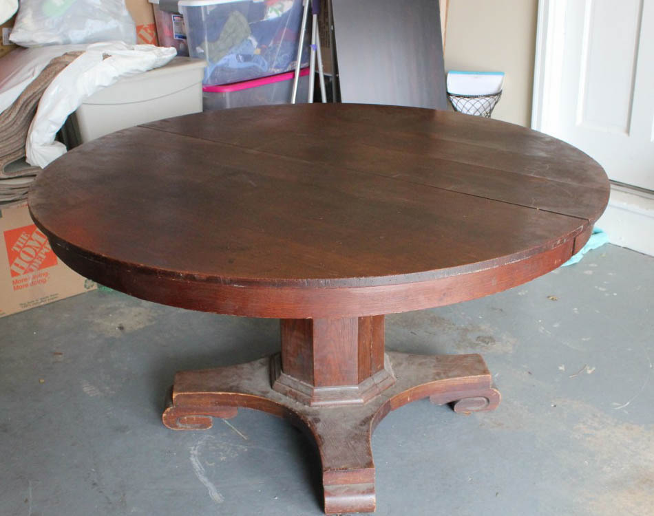 Delicieux Antique Table Before