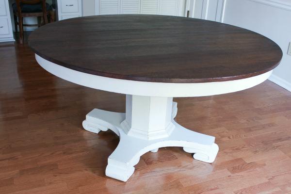 antique-table-makeover-1-diyonthecheap