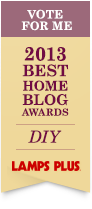 Lamps Plus Best Home Blog Awards