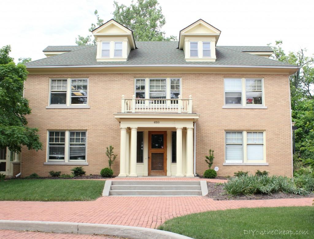 Lucius Ball home, Muncie, Indiana