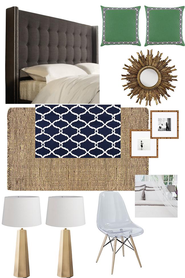 Master Bedroom Moodboard