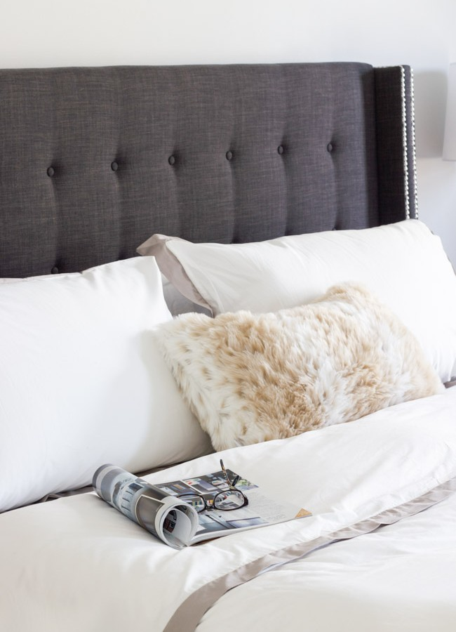 Master Bedroom: All About the Bed and Headboard