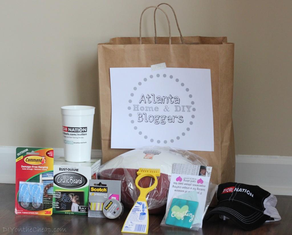 Atlanta Home and DIY Bloggers Meeting Recap