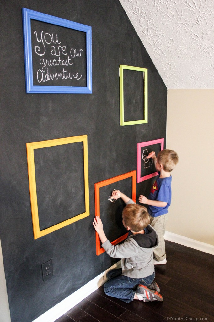 boys-chalkboard-gallery-wall-5-682x1024