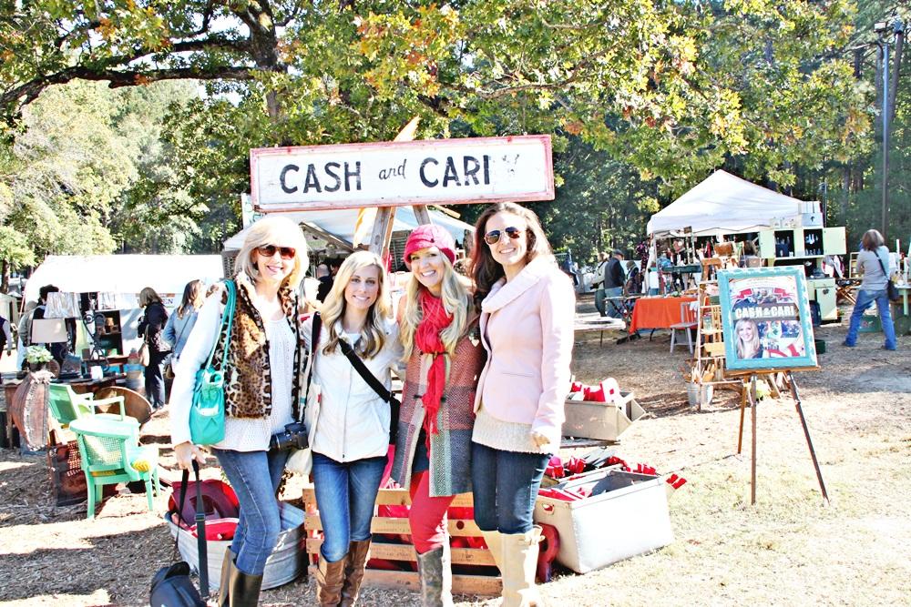 Meeting Cari Cucksey at the Country Living Fair