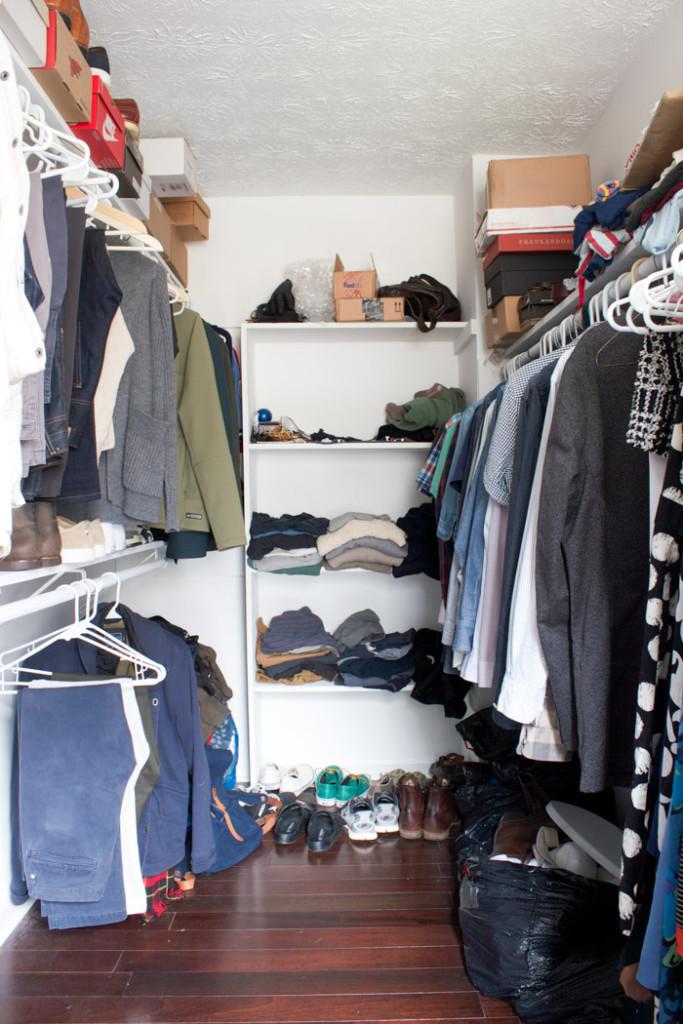 Closet Makeover Plans