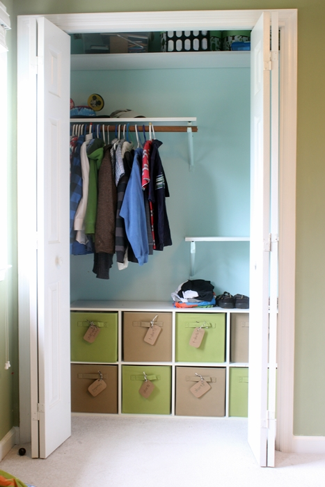 Creative storage solutions for small space blog - Storage solutions for small closets ...
