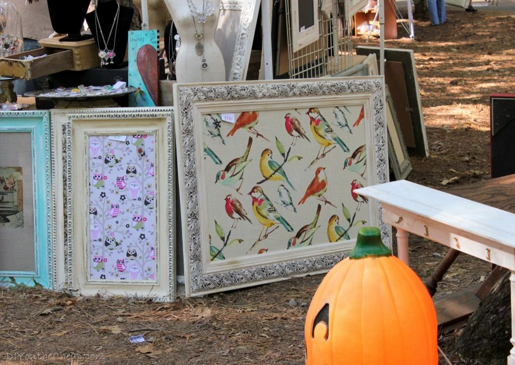 Fun stuff spotted at the Country Living Fair!