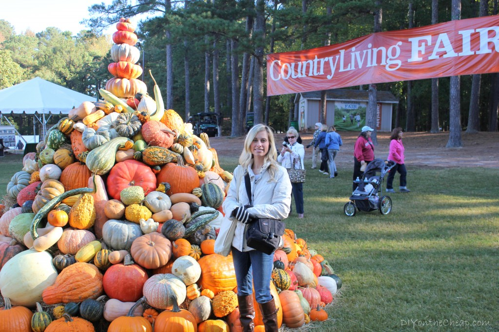 Country Living Fair at Stone Mountain, GA
