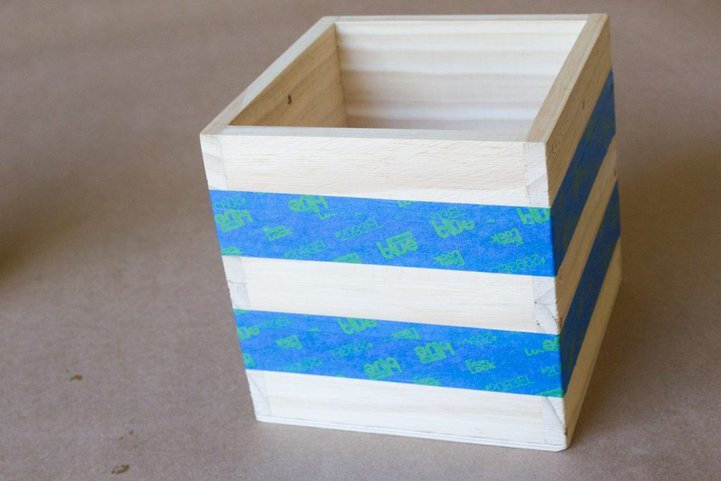 Learn how to make this cute Halloween planter box!