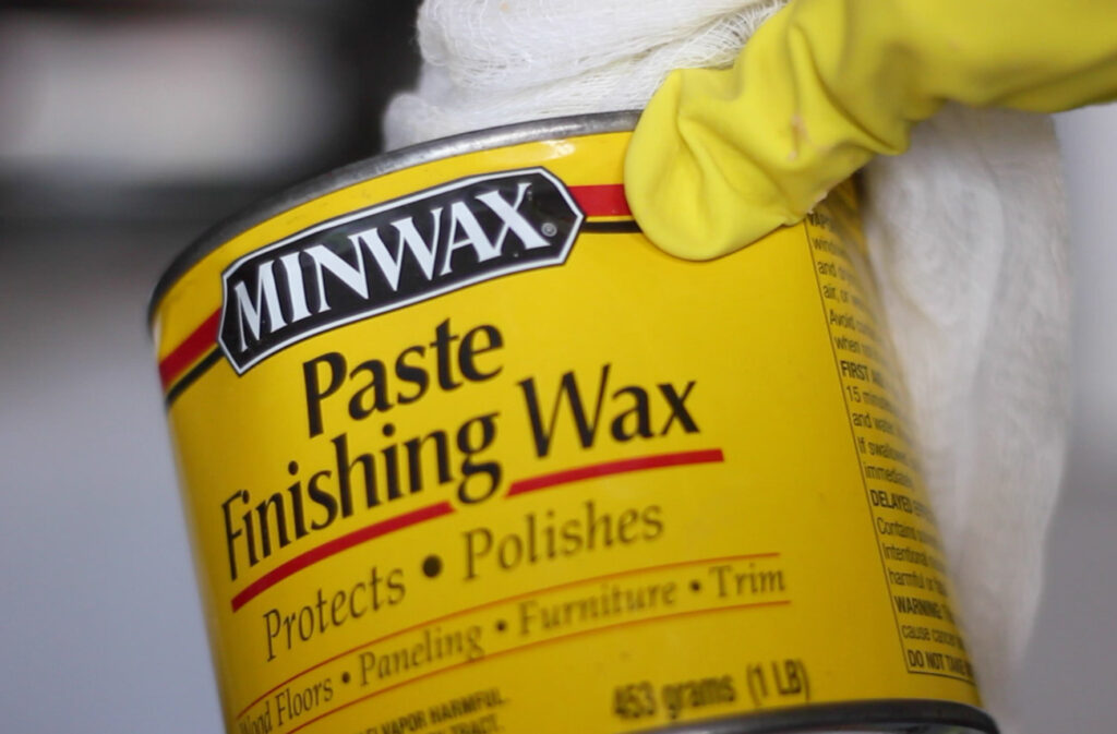 Minwax Paste Finishing Wax