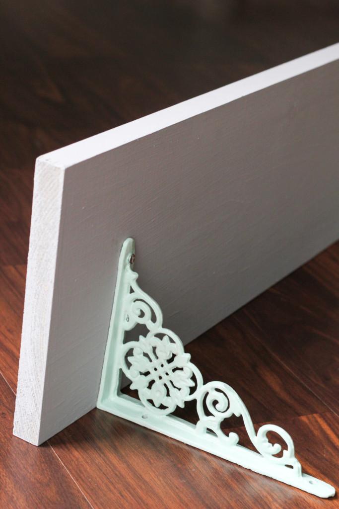 DIY Wall Shelf for #SwapItsLikeItsHot blog hop!