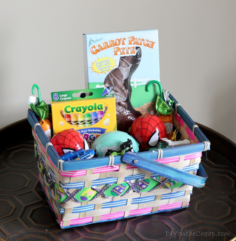 Boys easter basket ideas erin spain create a boy themed easter basket with gifts from kroger easterbaskethop negle Choice Image