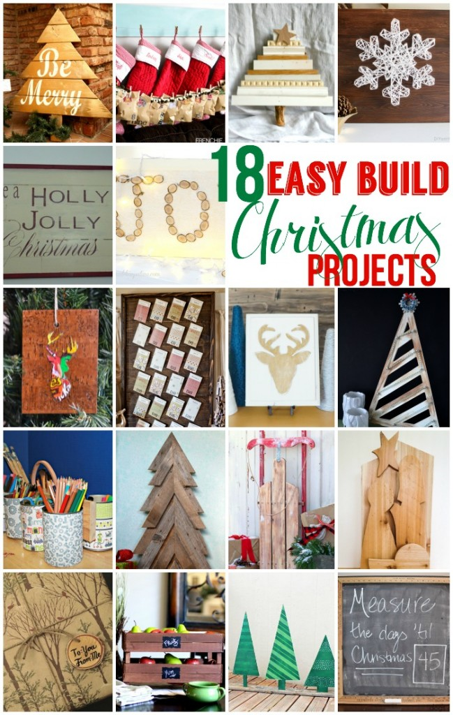 18 Easy to Build Christmas Projects