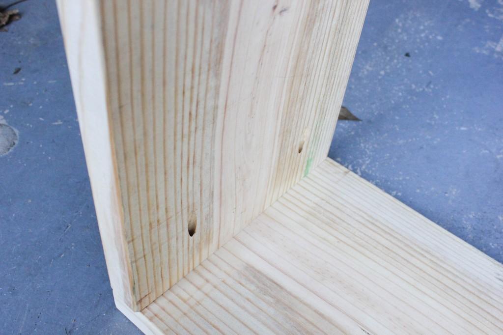 Entryway Bench Plans & Tutorial