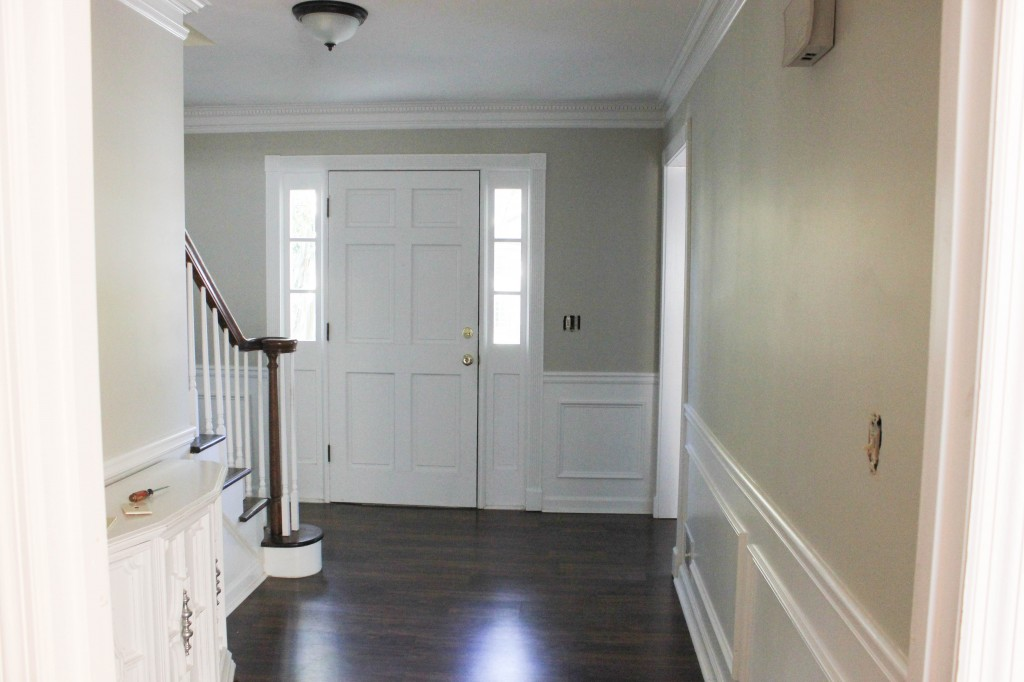 entryway-progress