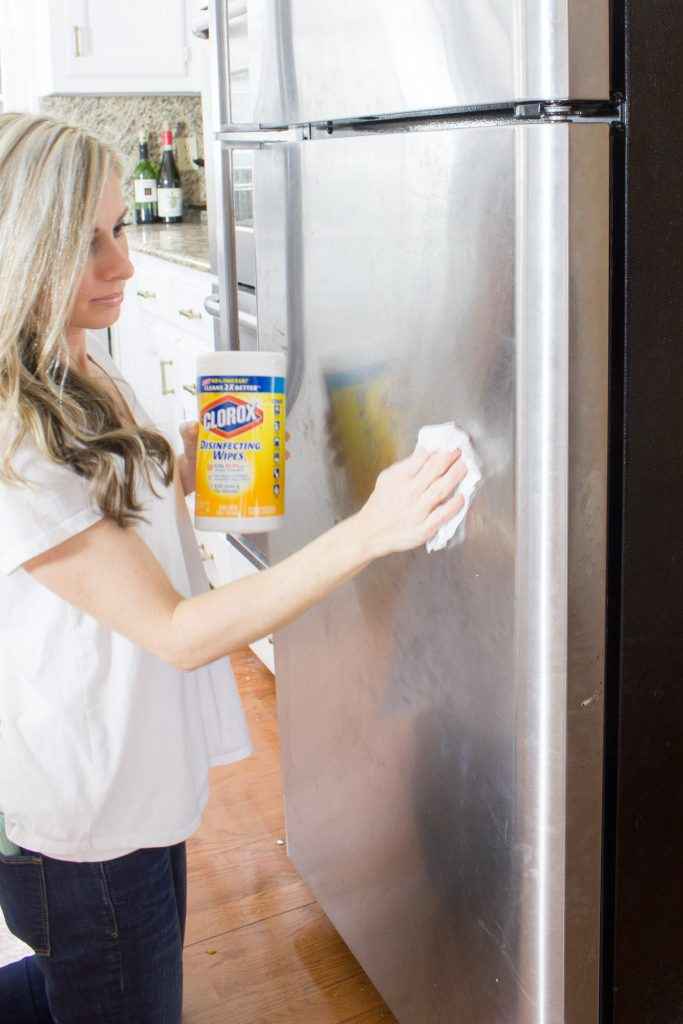 Here's how I keep our house full of boys germ-free with Clorox!