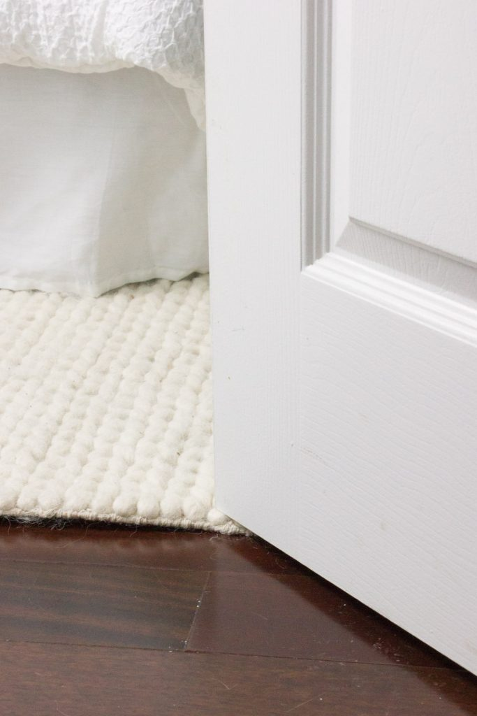 The Dremel Multi-Max is incredibly versatile. See how I used it to fix an uneven bedroom door!