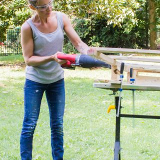 Learn how to break apart a pallet using the Milwaukee Fuel SAWZALL!
