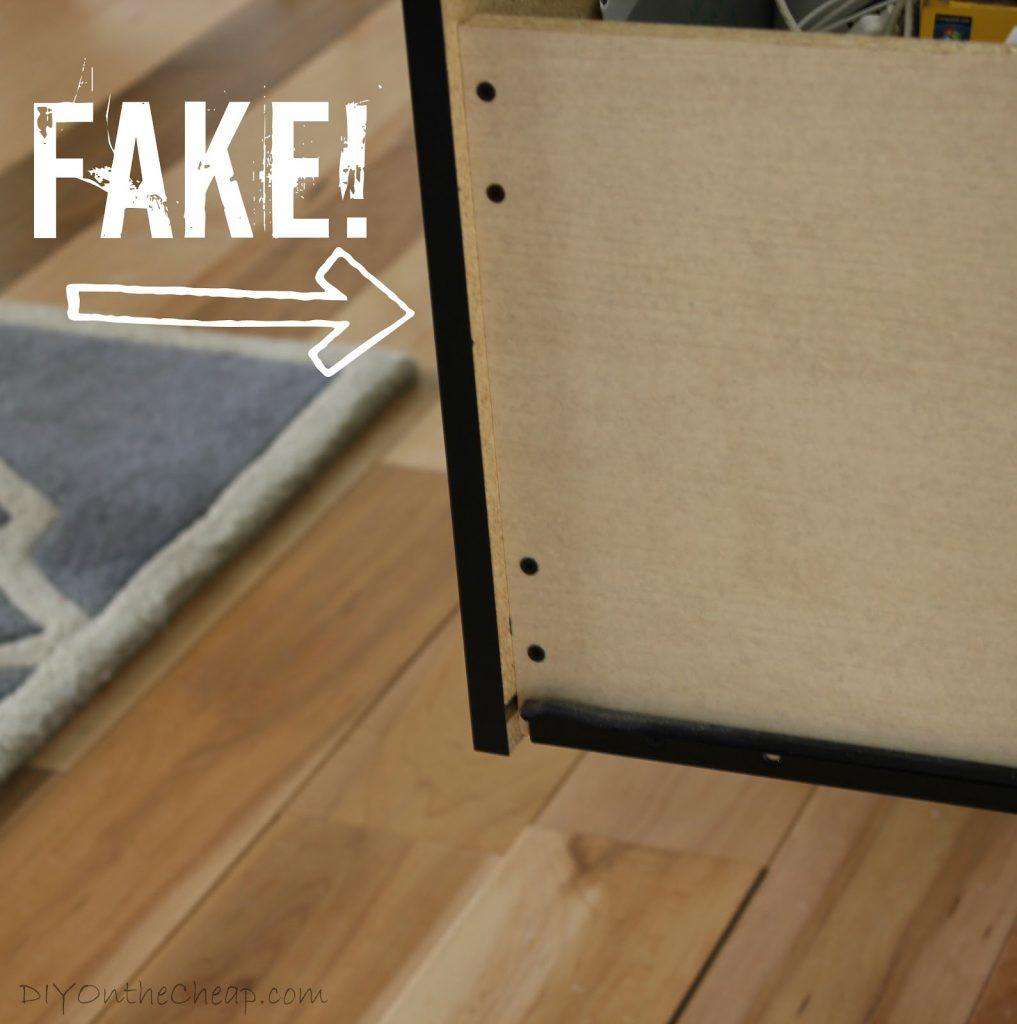 Particle board vs plywood - How To Tell If Your Furniture Is Real Wood