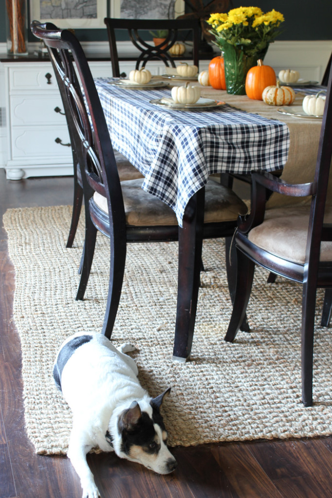 Fall Home Tour: Dining Room