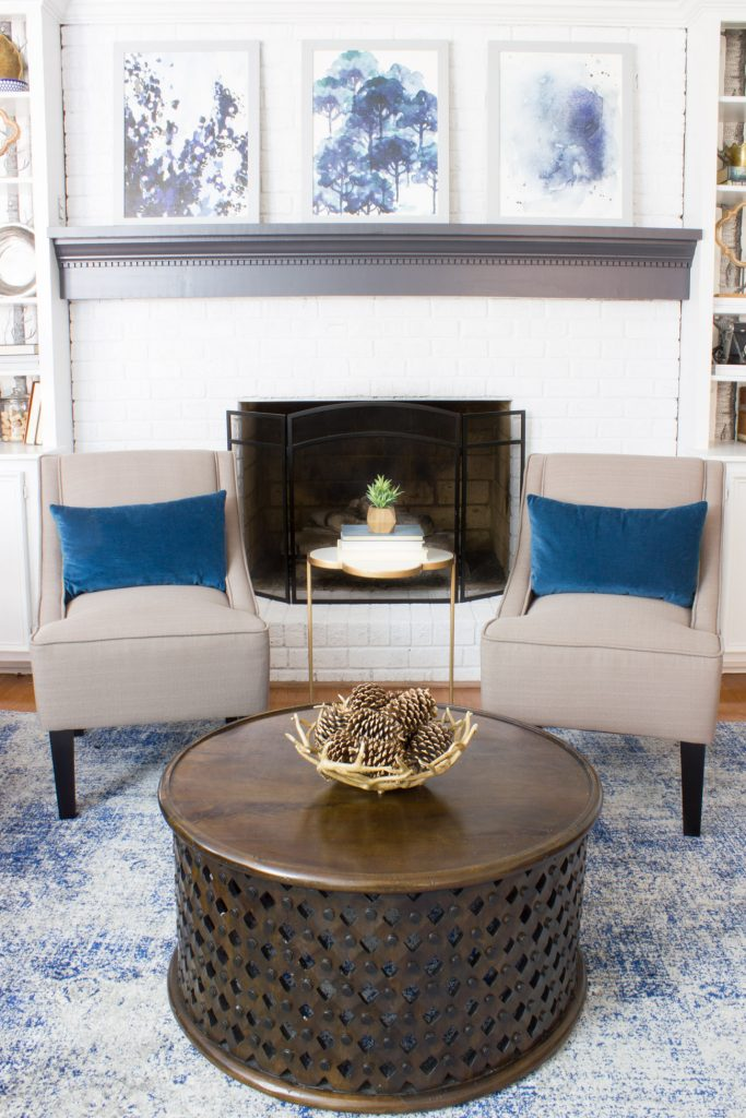 Looking For Affordable Arm Chairs? These Charlotte Swoop Arm Chairs From  Kohlu0027s Are Inexpensive And