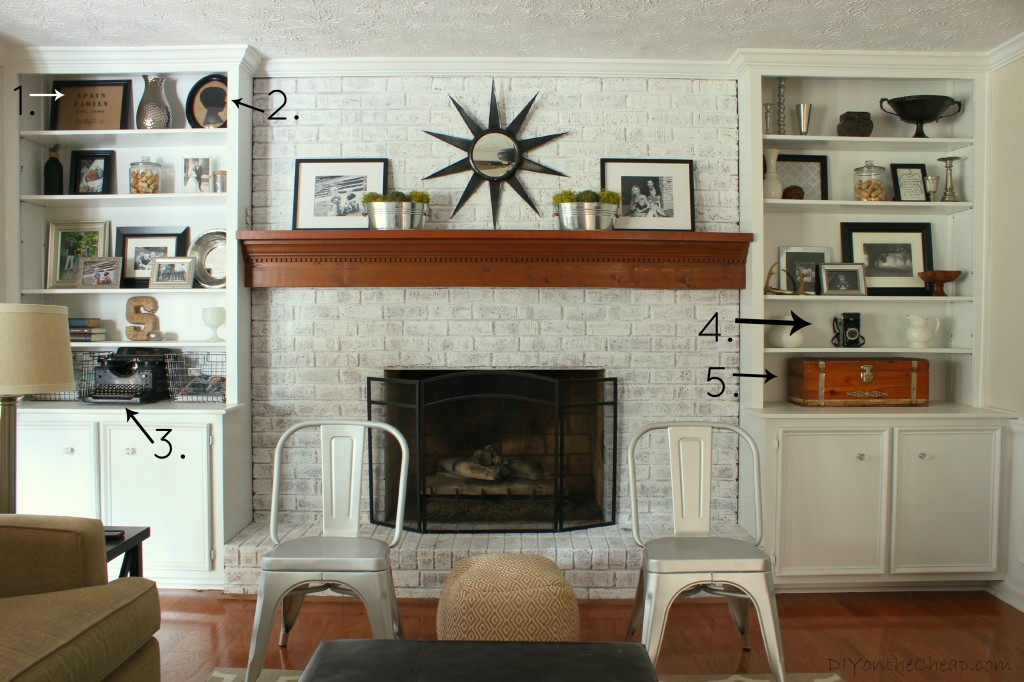 Family Room Makeover Sources