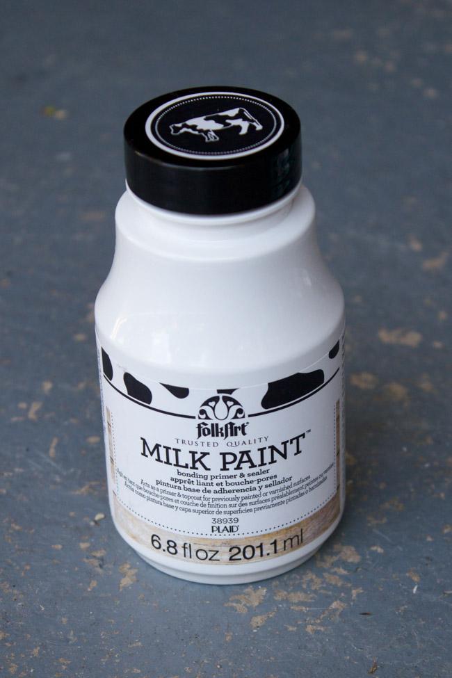FolkArt Milk Paint Bonding Primer & Sealer
