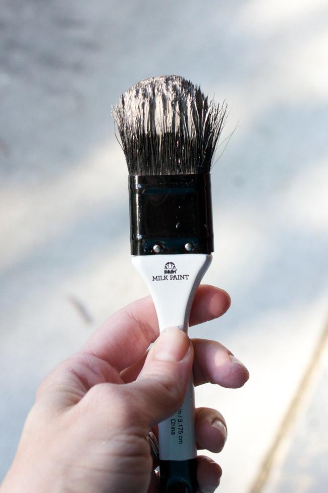 FolkArt Milk Paint Brush