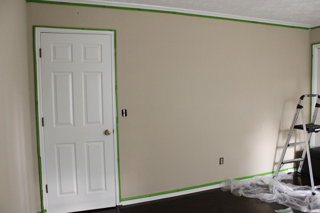 Nursery Makeover with FrogTape