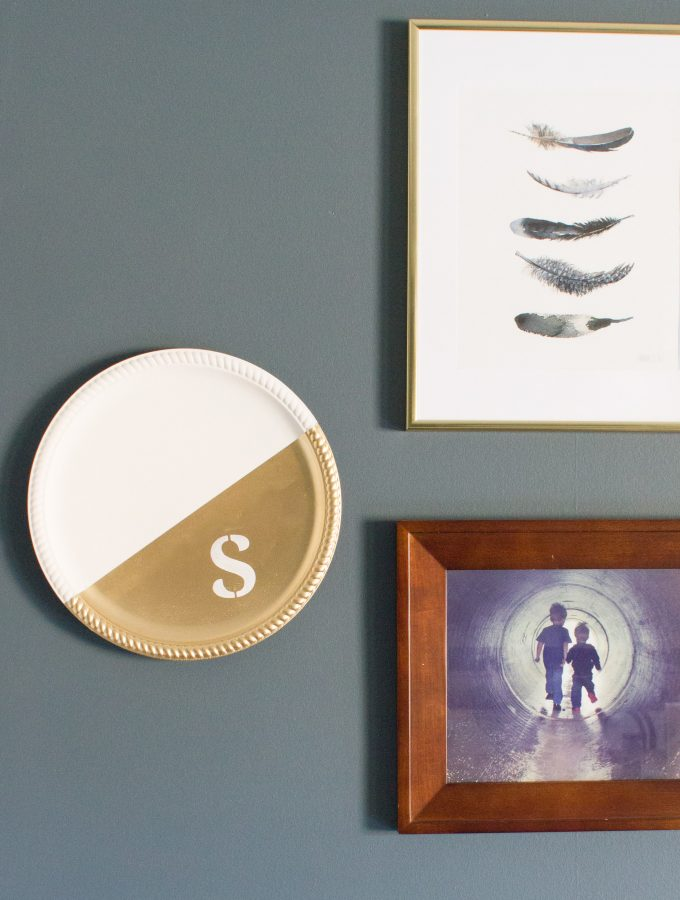 DIY Wall Decor: #SwapItLikeItsHot