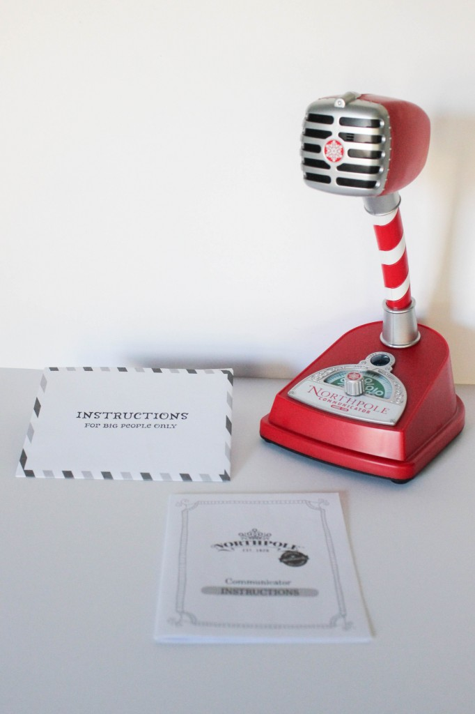 Hallmark Northpole Communicator